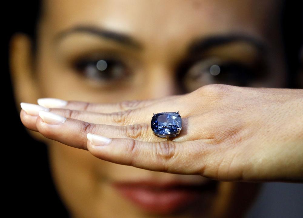 Diamant Modrý měsíc