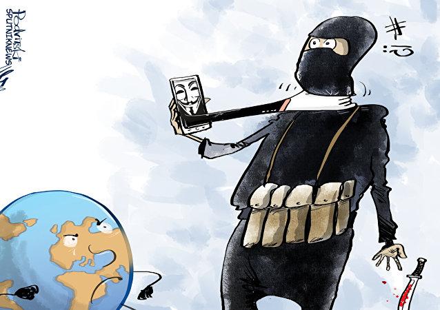 Anonymous vs IS: Válka už je vyhlášena