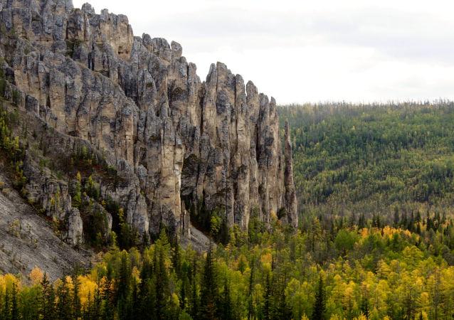 Přírodní park Lenské sloupy