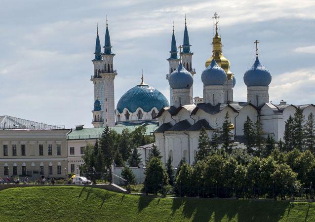 Kazaňský kreml