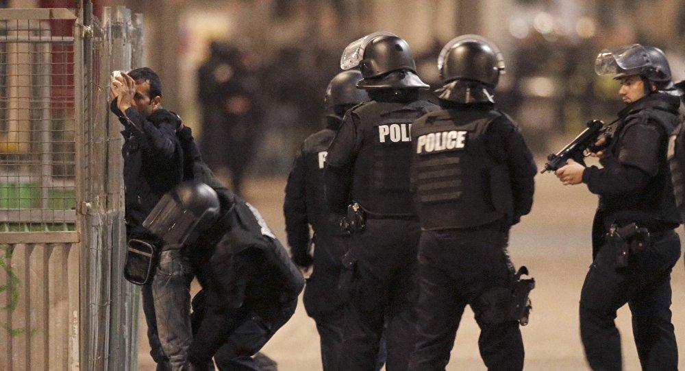Speciální operace francouzské policie