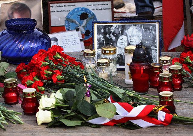 Výročí havárie letadla polského prezidenta