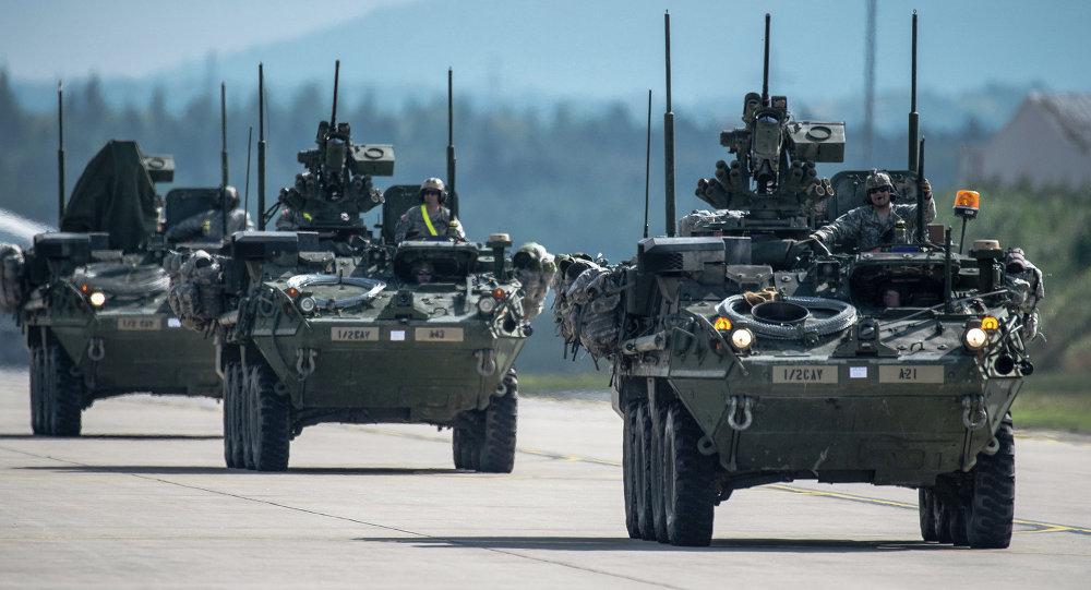 Americká armáda (ilustrační foto)