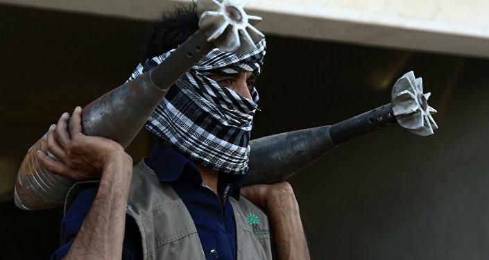 Bojovník IS v Racce