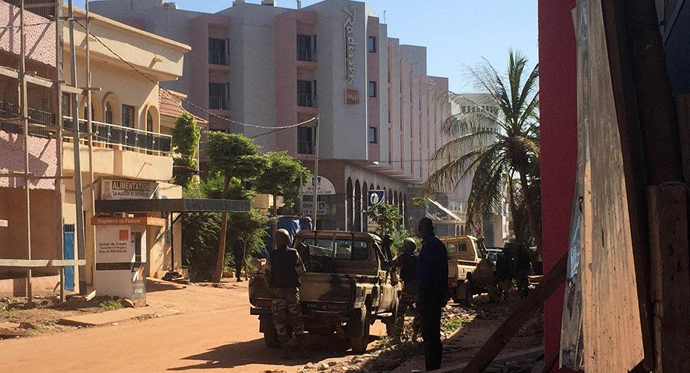 Hotel Radisson Blu hotel v Bamaku