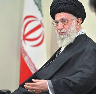Nejvyšší představitel Íránu Ali Chamenei