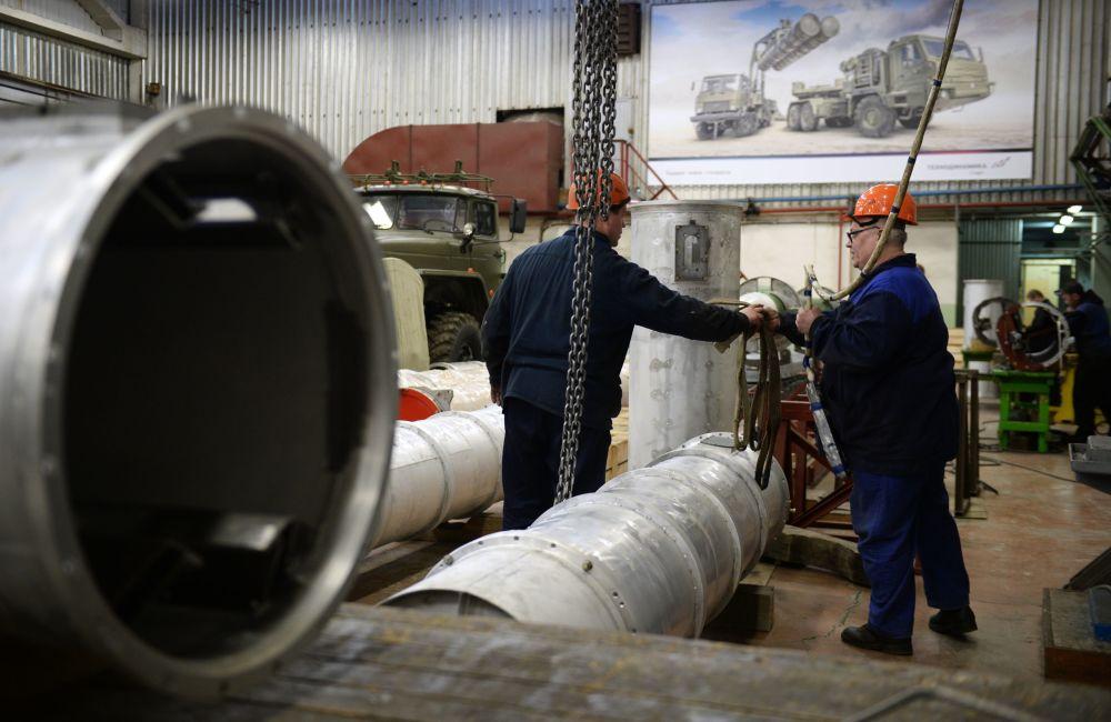 Rusko začalo vyvážet komponenty protiletadlového raketového komplexu Buk