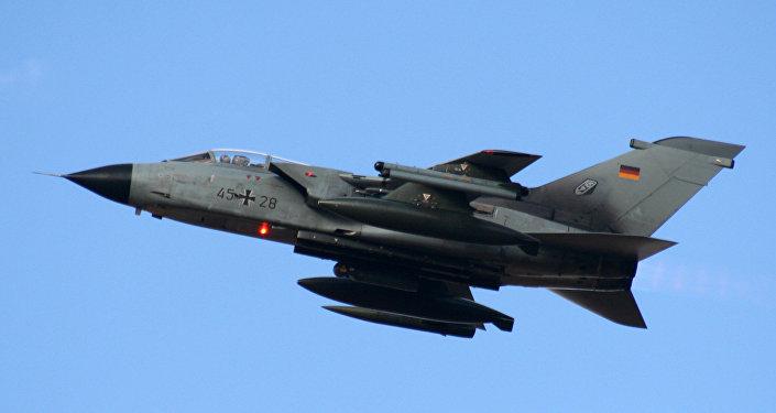 Výzvědný letoun Tornado