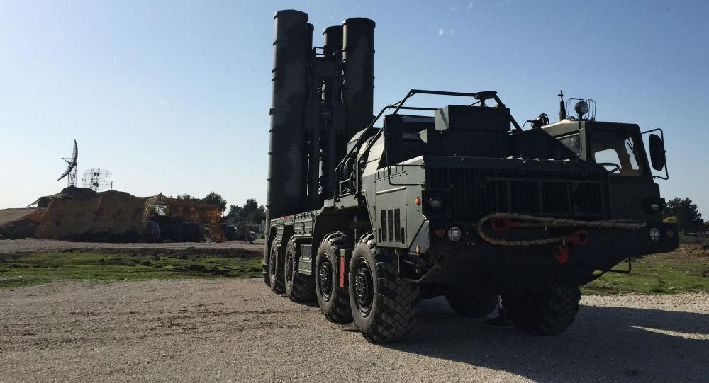 Raketový systém S-400 Triumf