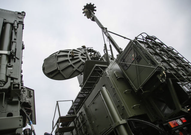 Systém radioelektronického boje Krasucha-4