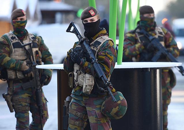 Belgické speciální jednotky