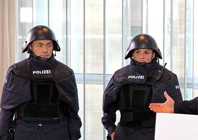 Nová uniforma německých policistů