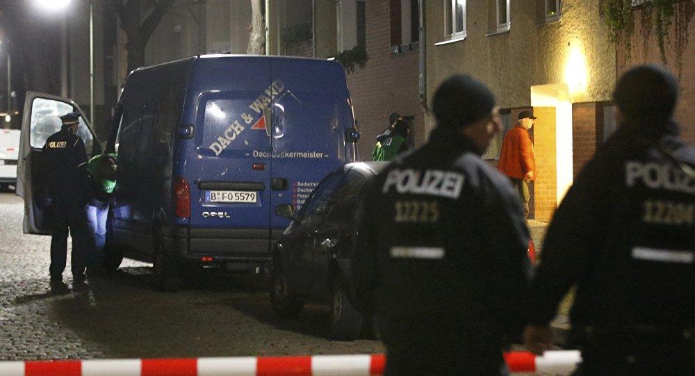 Policie v Berlíně