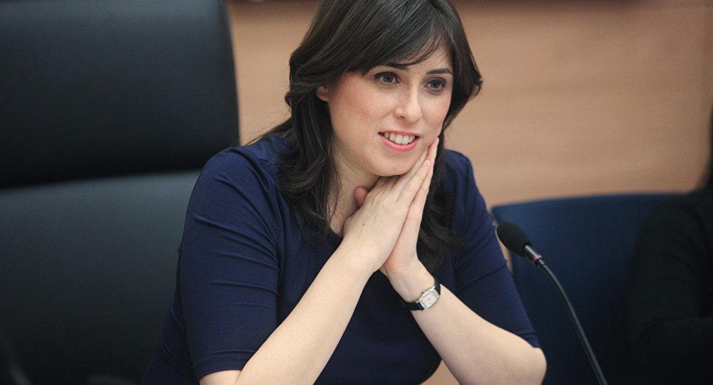 Náměstkyně izraelského ministra zahraničních věcí Cipi Chotovely