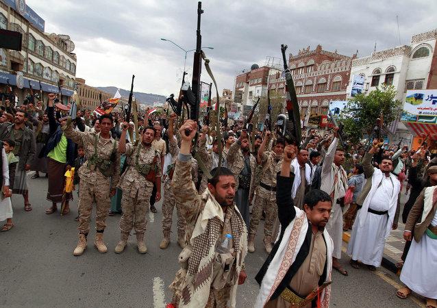 Hútíové v Jemenu