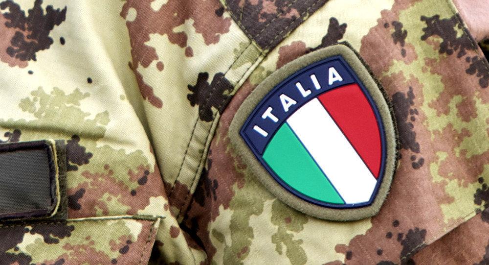 Italští dobrovolníci bojují na straně domobranců v Donbasu