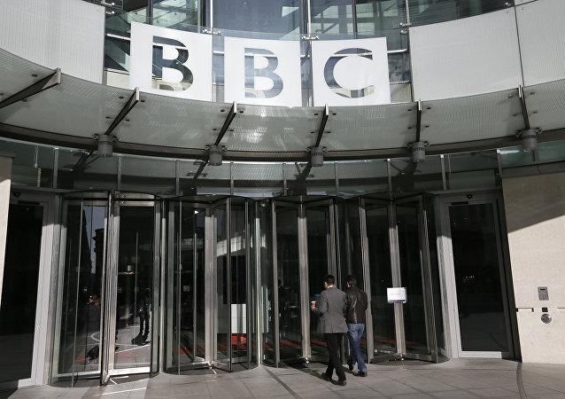 Štáb BBC