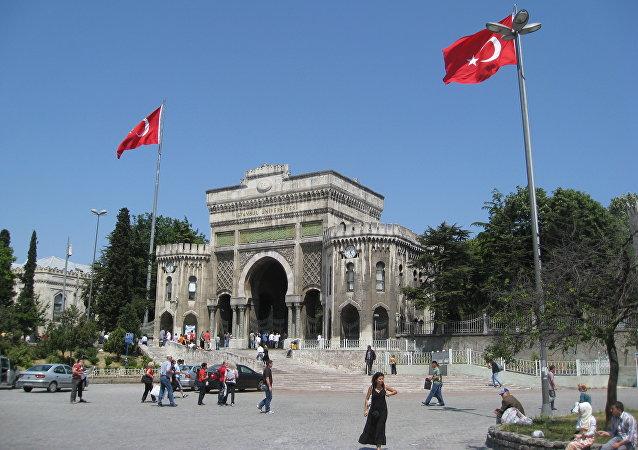 Istanbulská univerzita