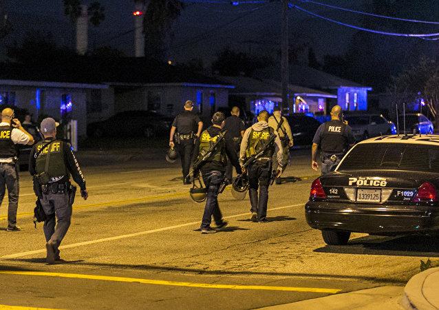 Střelba v Kalifornii. Ilustrační foto