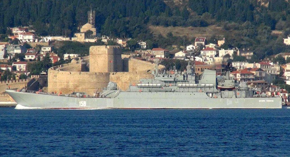 Loď Cézar Kunikov