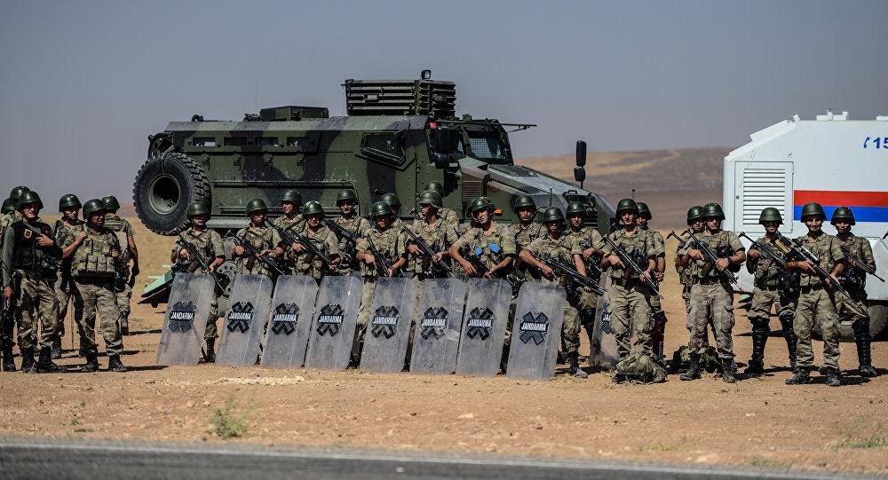 Syrsko-turecká hranice