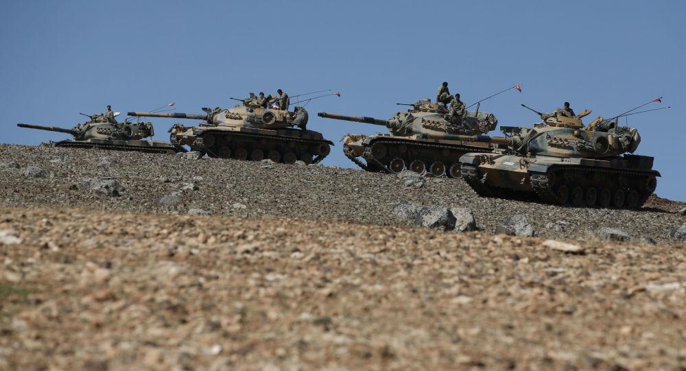 Turecké tanky