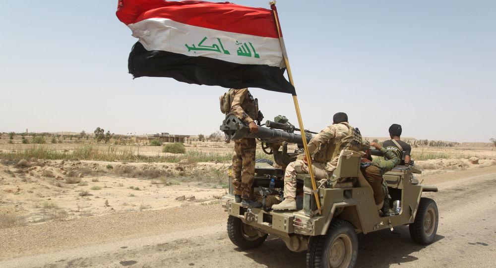 Lidová domobrana Iráku