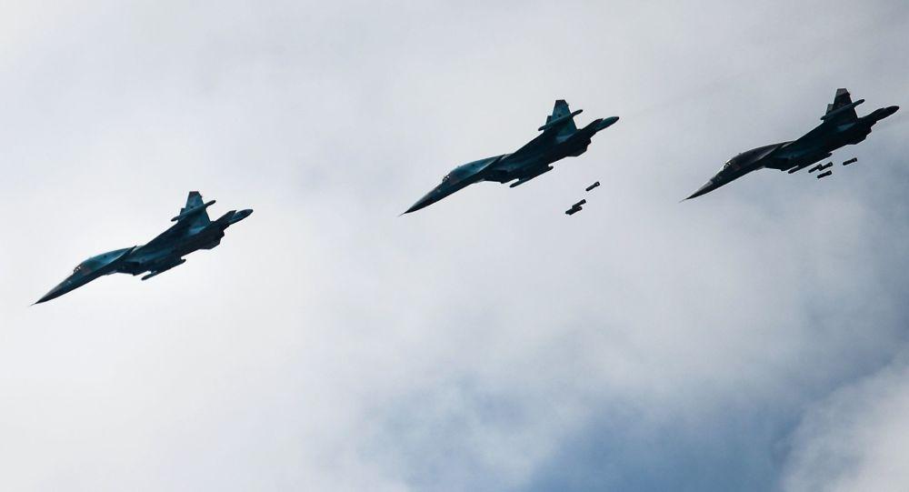 Su-34 v Sýrii jsou vybavovány raketami vzduch-vzduch