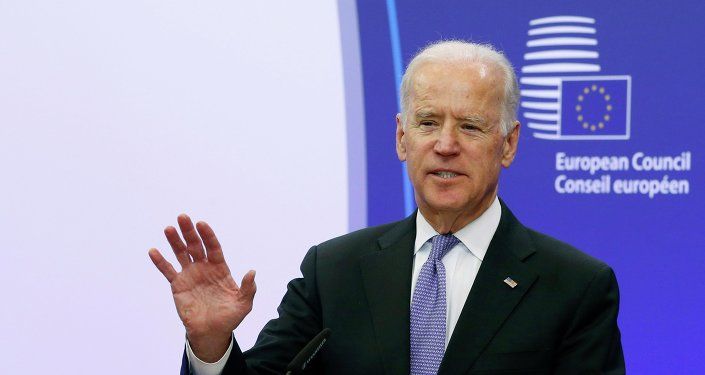 Viceprezident USA Joe Biden