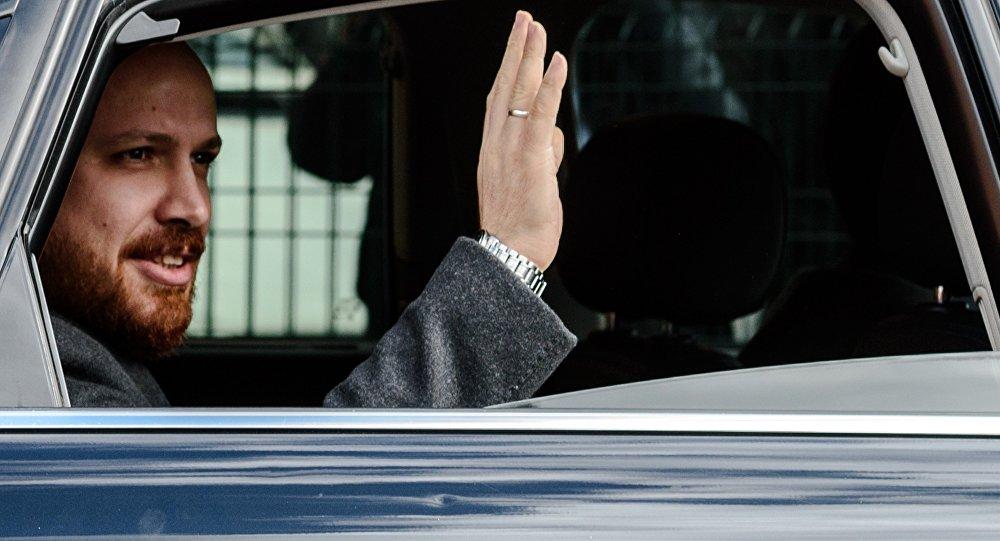 Syn tureckého prezidenta Bilal Erdogan