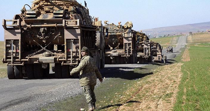 Turecká vojenská technika
