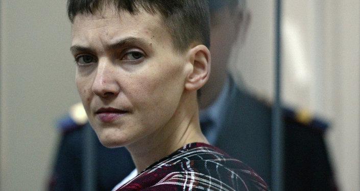 V USA vyloučily možnost výměny Savčenkové za Buta a Jarošenka