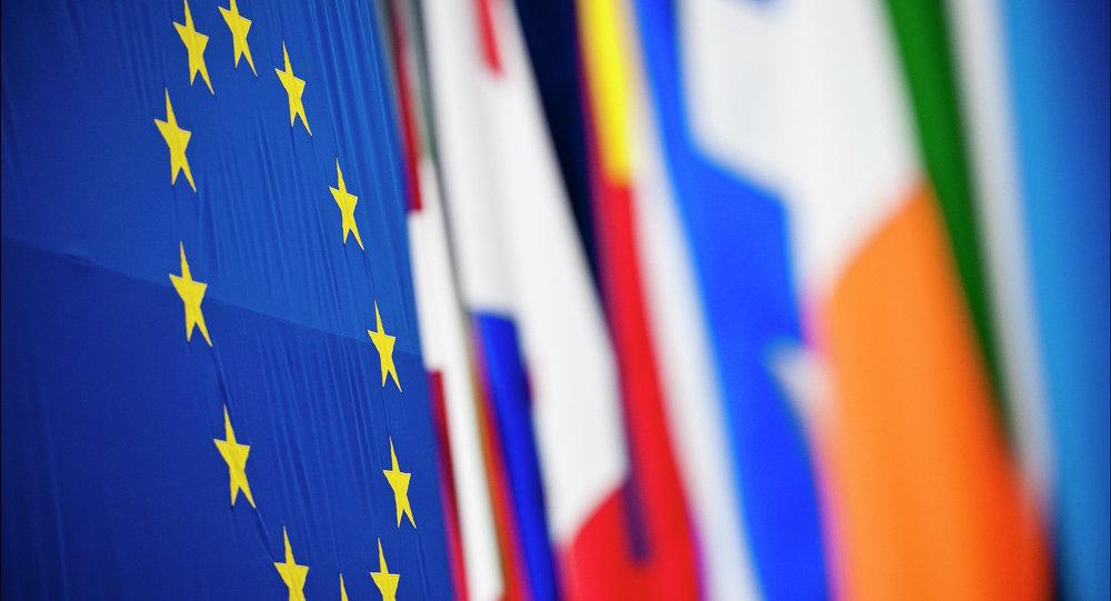 Vlajky států EU