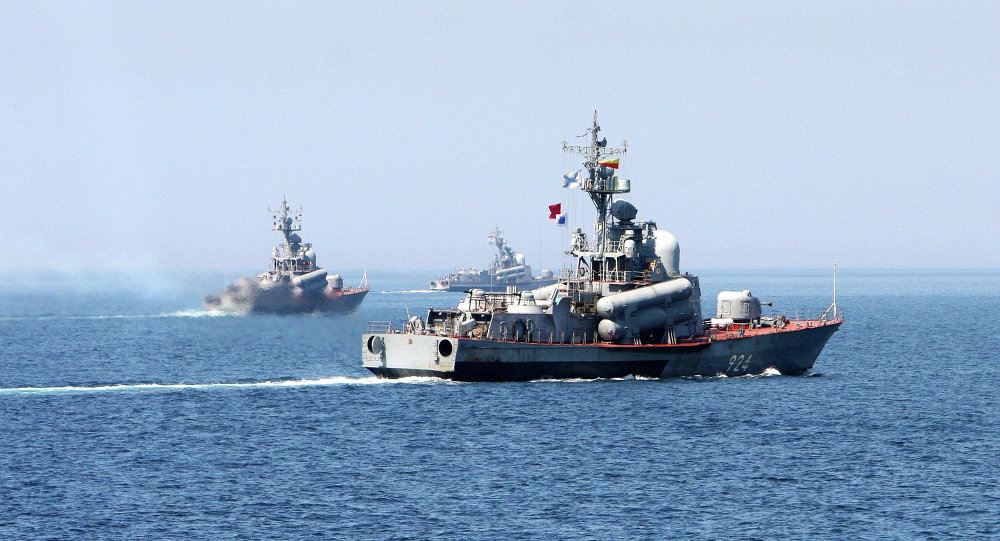 Ruské raketové čluny