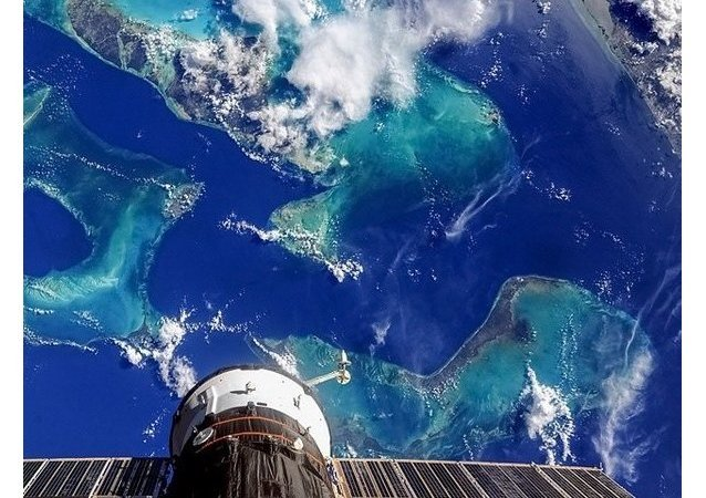 Pohled z vesmíru: jak ve skutečnosti vypadá Země
