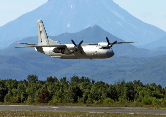 Vojenský transportní letoun An-26