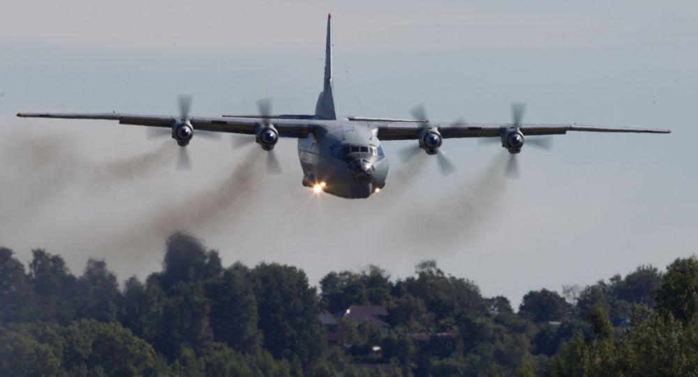 Dopravní letoun An-12