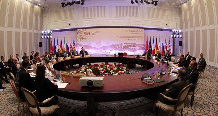 Jednání ohledně íránského jaderného programu