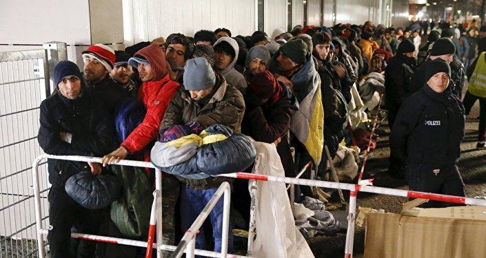 Ministerstvo obrany Německa přestane pomáhat vládě s uprchlíky