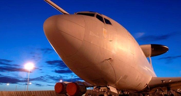 E3D Sentry se systémem AWACS