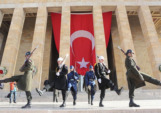 Turecká vlajka