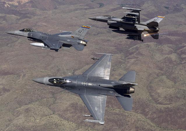 Americké vojenské letectvo