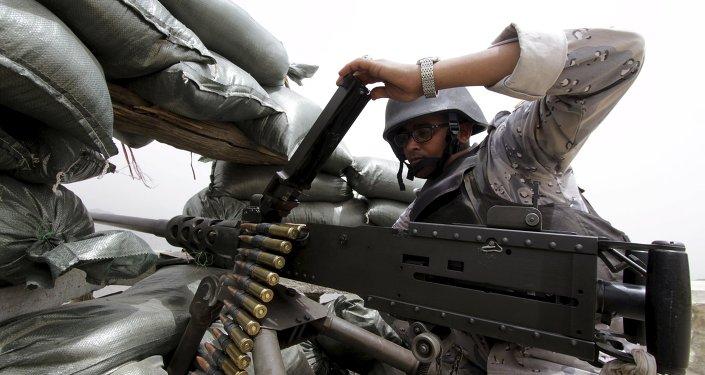 Saúdský voják