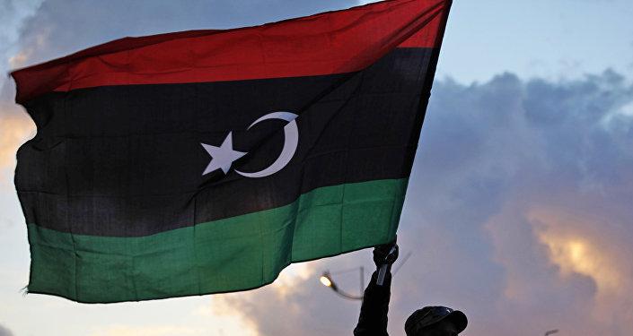 Libyjská vlajka