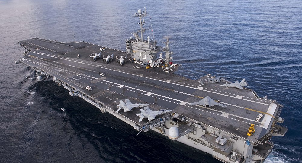 Letadlová loď třídy Nimitz