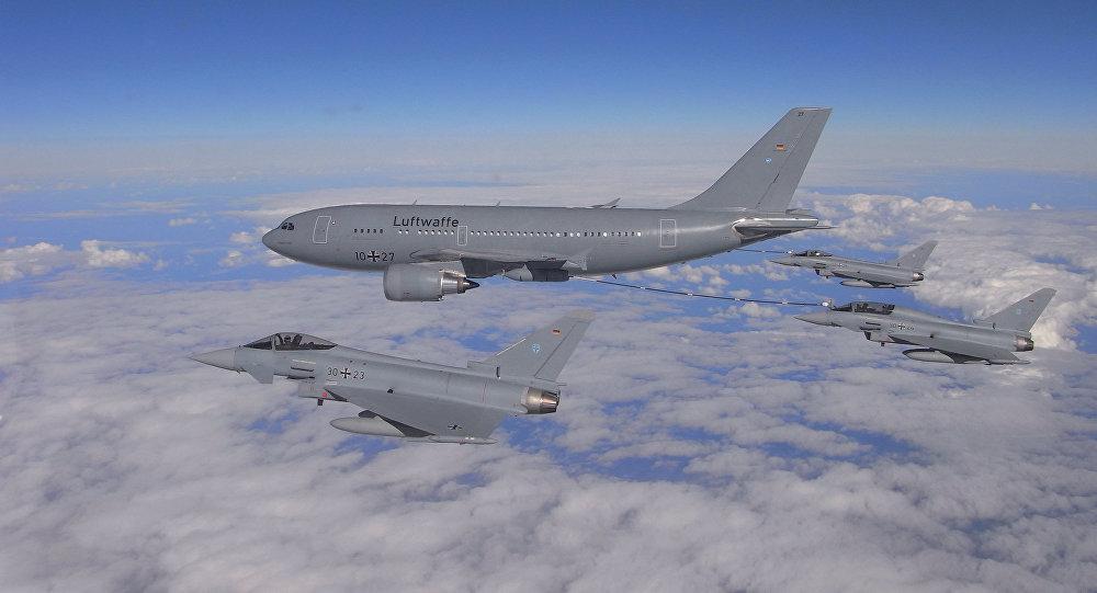 Německé vojenské letectvo
