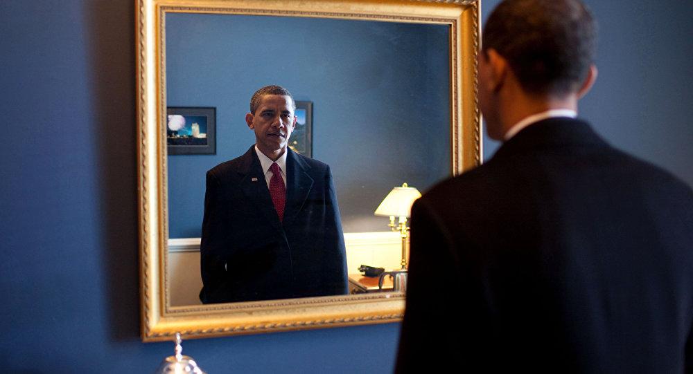 Barack Obama v roce 2009