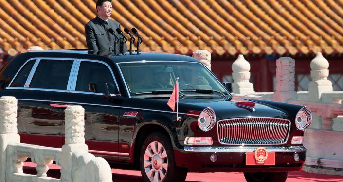 Přehlídka vítězství v Pekingu