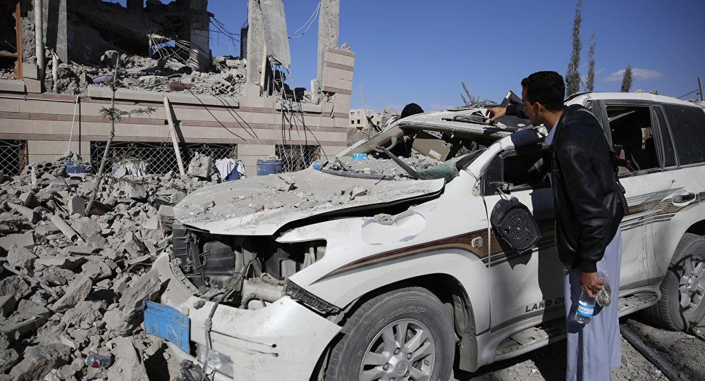 Jemen. Ilustrační foto