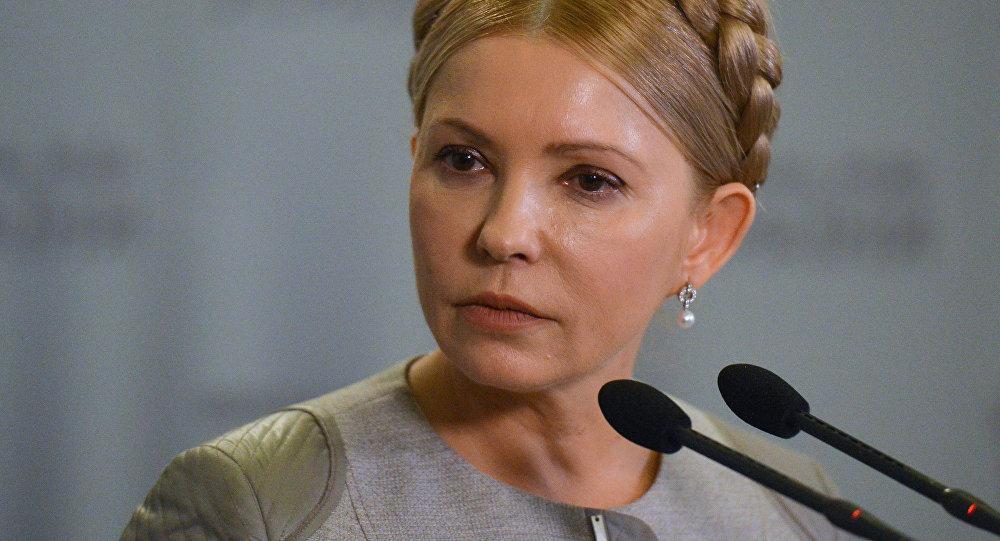 Julie Tymošenková